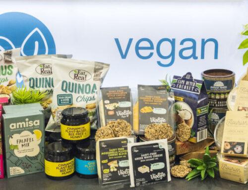 Vegan with Newton Park SUPERSPAR